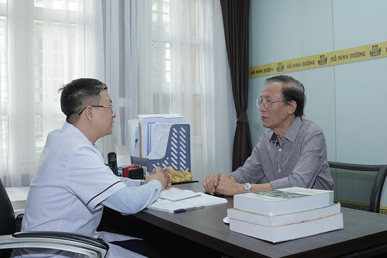 Nghệ sĩ Văn Báu đánh giá cao đội ngũ lương y nhà thuốc Đỗ Minh Đường