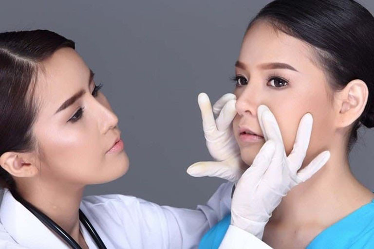 Nâng mũi có ảnh hưởng gì không