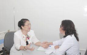 Nghệ sĩ Kim Xuyến đã chữa khỏi viêm xoang nhờ bác sĩ Lê Phương