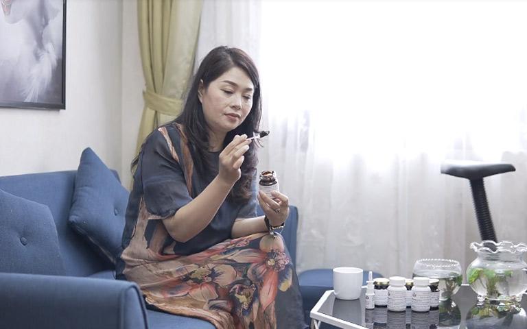 Diễn viên Thanh Tú tin tưởng sử dụng bài thuốc viêm xoang, viêm mũi dị ứng Đỗ Minh Đường
