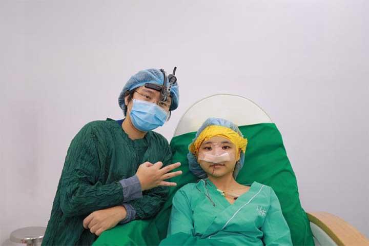 Phẫu thuật thu gọn đầu mũi tại bác sĩ Hồ Phi Nhạn