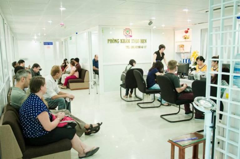 Khoa Ngoại tiêu hóa - Bệnh viện đa khoa Vạn Hạnh