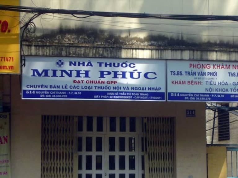 Phòng khám Bác sĩ Trần Văn Phơi