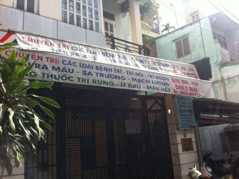 Phòng khám Lương y Đỗ Quý Thành - Địa chỉ chữa bệnh trĩ uy tín tại TPHCM