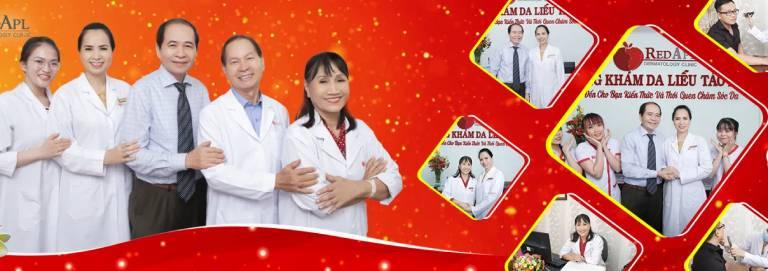 Phòng khám chuyên khoa da liễu Táo Đỏ - Địa chỉ uy tín đáng tin cậy