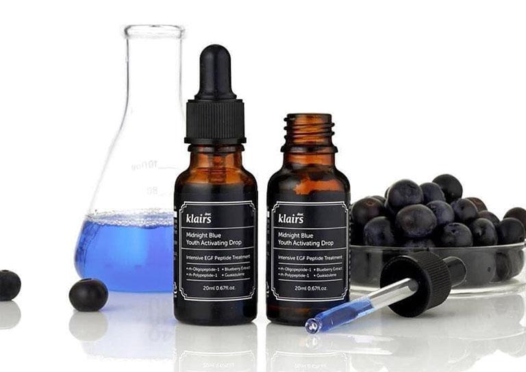 serum dưỡng da tốt nhất