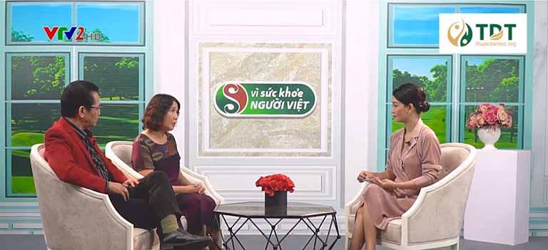 Trung tâm Thuốc dân tộc đồng hành cùng VTV2 Vì sức khỏe người Việt chuyên đề chữa dạ dày bằng Đông y
