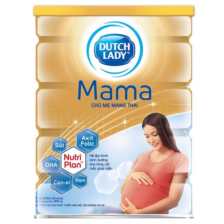 Sữa bầu Dutch Lady Mama