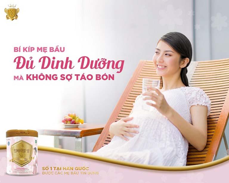 sữa cho mẹ sau sinh
