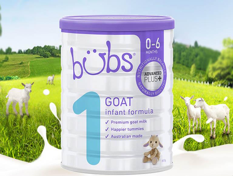 sữa cho trẻ sơ sinh từ 0-6 tháng tuổi