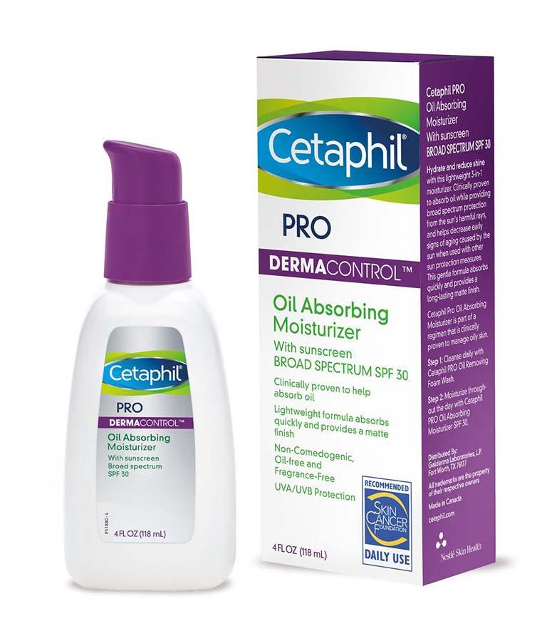 Sữa rửa mặt Cetaphil dành cho da dầu