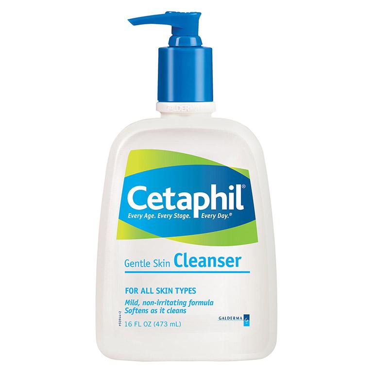 Sữa rửa mặt Cetaphil dành cho da khô