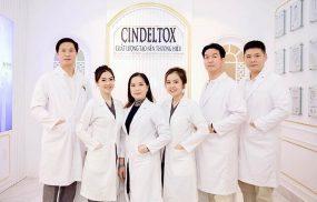 Viện tái tạo da Cindel Tox Hàn Quốc
