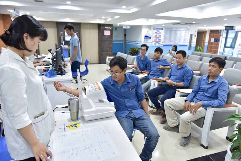 bệnh viện khám sức khỏe định kỳ cho nhân viên TPHCM