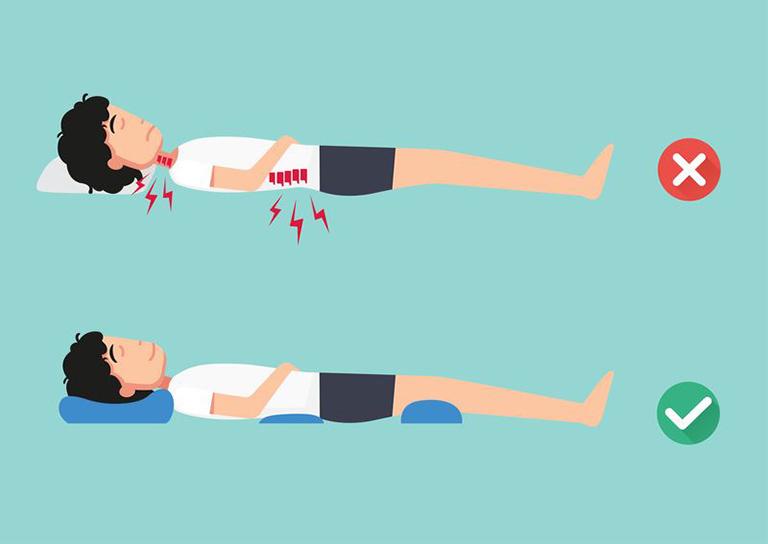 cách giảm đau gai cột sống