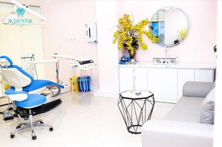 Đôi nét về Nha khoa Thẩm mỹ JK Dental