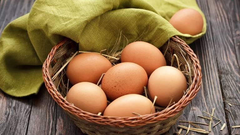Trứng là thực phẩm mà bạn cần loại khỏi khẩu phần ăn của mình sau khi nâng mũi