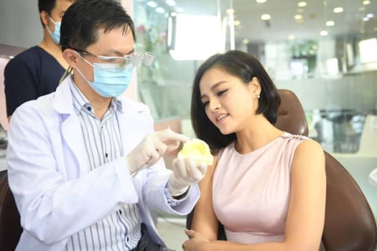 Quy trình thăm khám và điều trị tại Nha khoa Singae