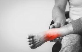 Tràn dịch khớp cổ tay cổ chân