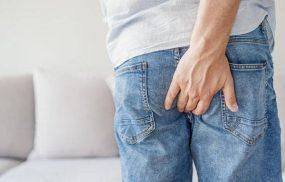 trĩ ngoại tắc mạch là sự hình thành những cục máu đông khi mắc trĩ ngoại do sự phá vỡ mạch máu tại mạng mạch trĩ