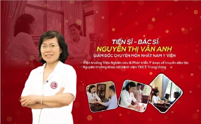 Tiến sĩ, Bác sĩ Nguyễn Thị Vân Anh - người đi đầu trong việc phục dựng các bài thuốc quý của cung đình triều Nguyễn