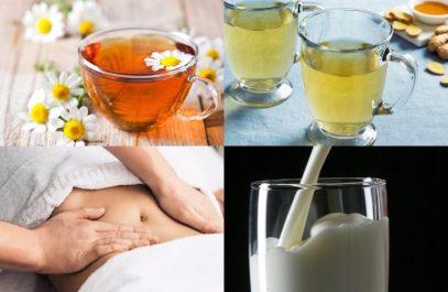 7 mẹo giảm cơn đau dạ dày tức thời hiệu quả không cần thuốc