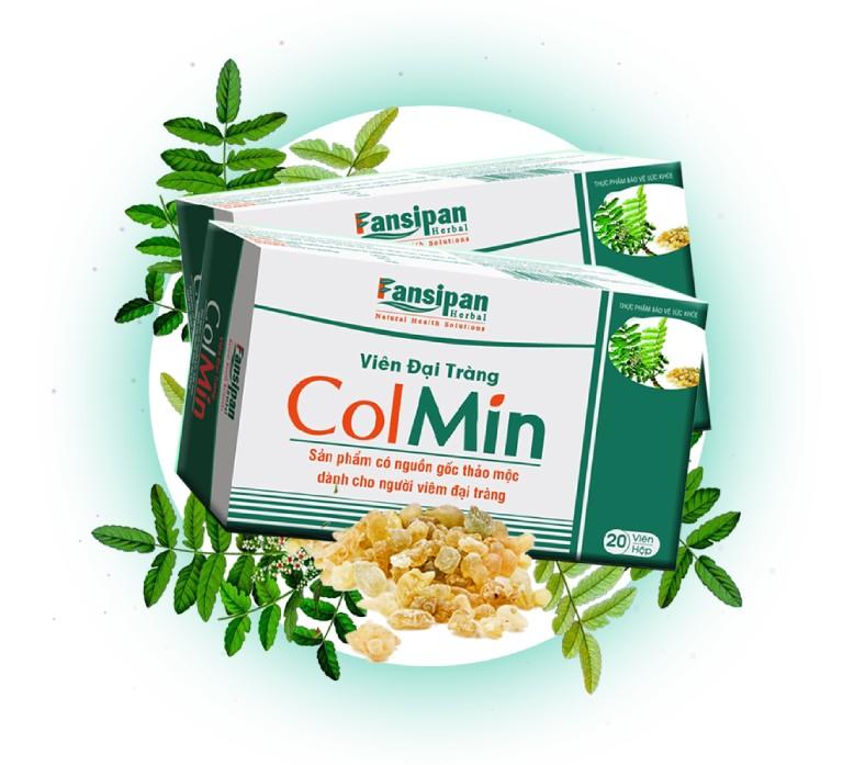 Thuốc Viêm Đại Tràng Colmin