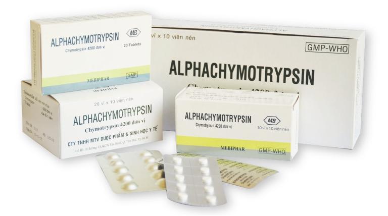 Các loại thuốc điều trị viêm họng hạt theo triệu chứng