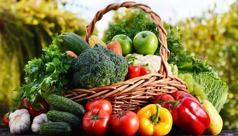 Nhóm thực phẩm chứa nhiều vitamin