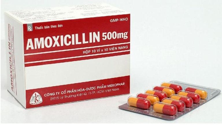 Viêm hang vị dạ dày nên uống thuốc gì?