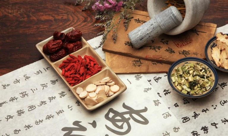 Chữa bệnh theo phương pháp Đông y