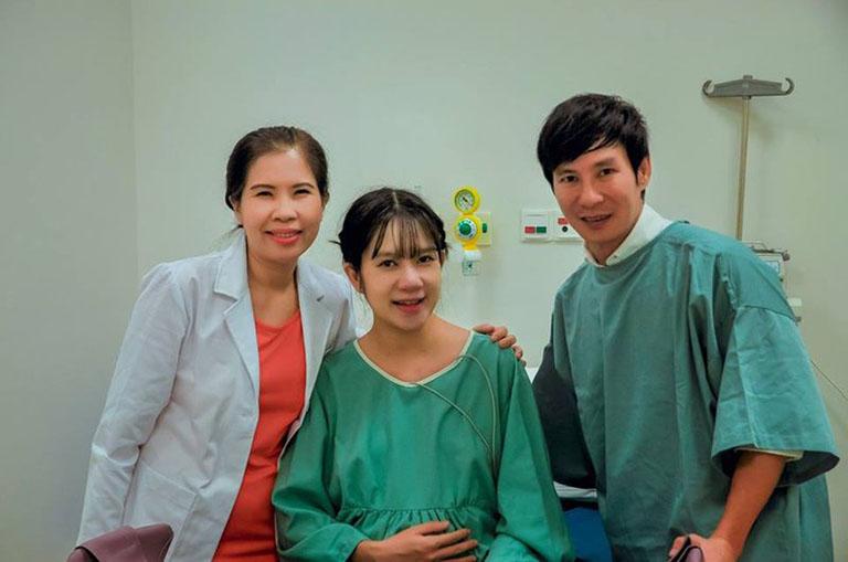 Bác sĩ chữa hiếm muộn giỏi ở TPHCM - Nguyễn Thị Song Hà