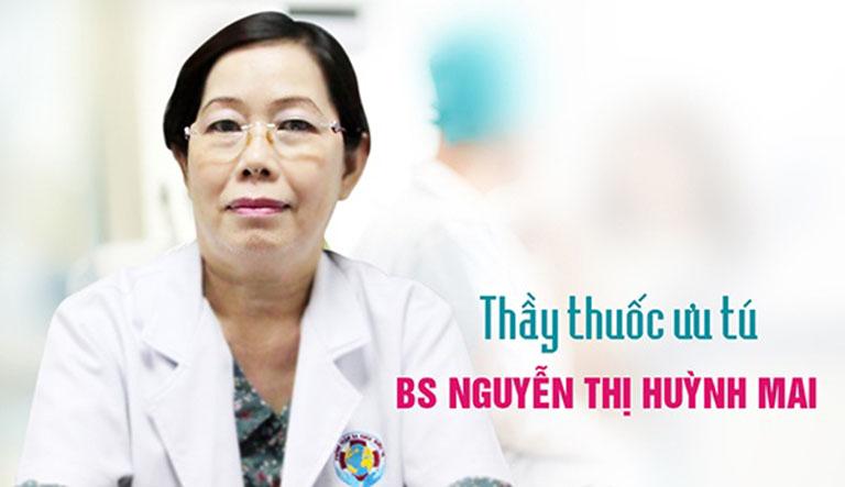 Bác sĩ Nguyễn Thị Huỳnh Mai