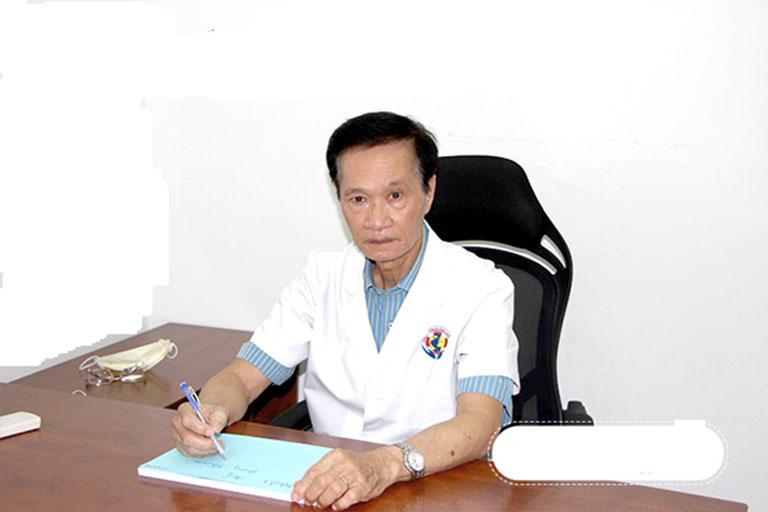 Bác sĩ Hà Văn Hương