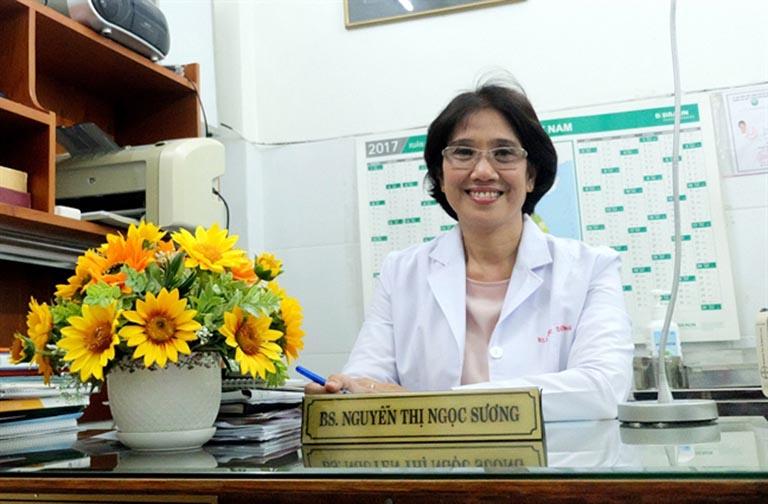 Bác sĩ Nguyễn Thị Ngọc Sương