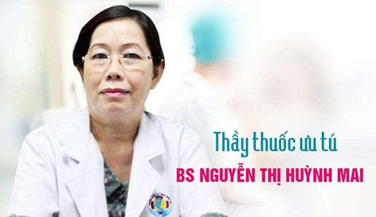 Bác sĩ khám phụ khoa giỏi tại TPHCM - Nguyễn Huỳnh Mai