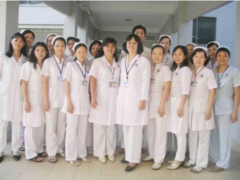 Bác sĩ khám phụ khoa giỏi tại TPHCM - Võ Doãn Mỹ Thạnh