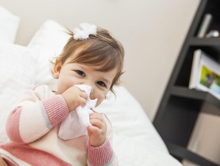 Triệu chứng của bệnh viêm tiểu phế quản bội nhiễm