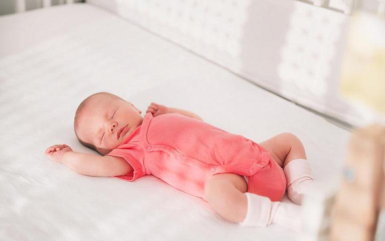 Lang beng ở trẻ sơ sinh