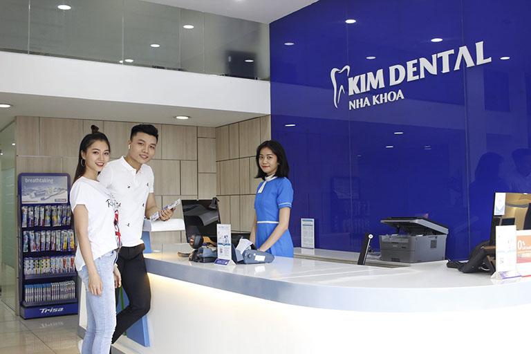 phòng khám răng hàm mặt tại TPHCM