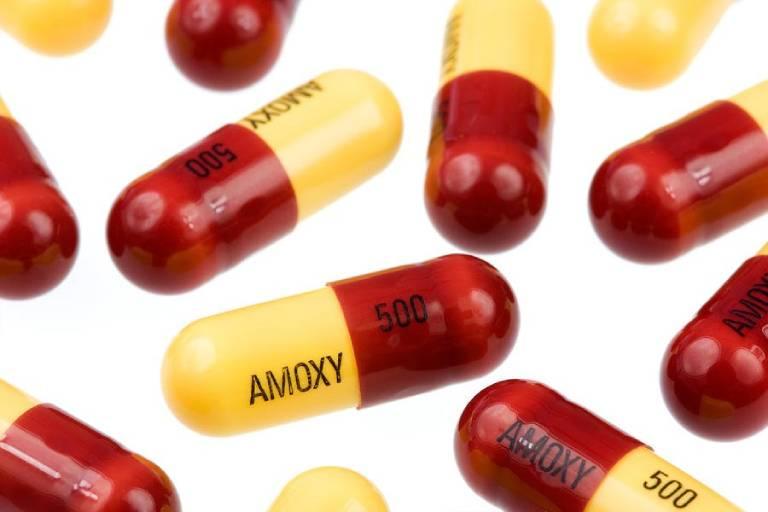 Thuốc Amoxicillin chữa viêm phế quản