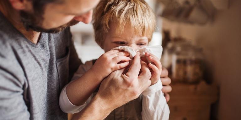 Viêm phế quản ở trẻ em: Cách điều trị và phòng ngừa