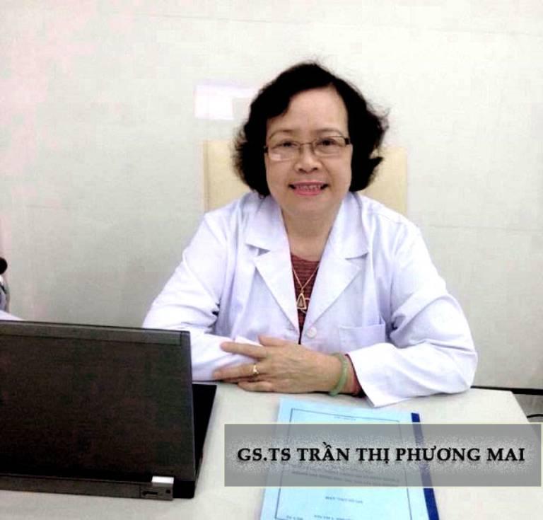 """GS.TS.BS Trần Thị Phương Mai được đánh giá là người """"mát tay"""" trong lĩnh vực này"""