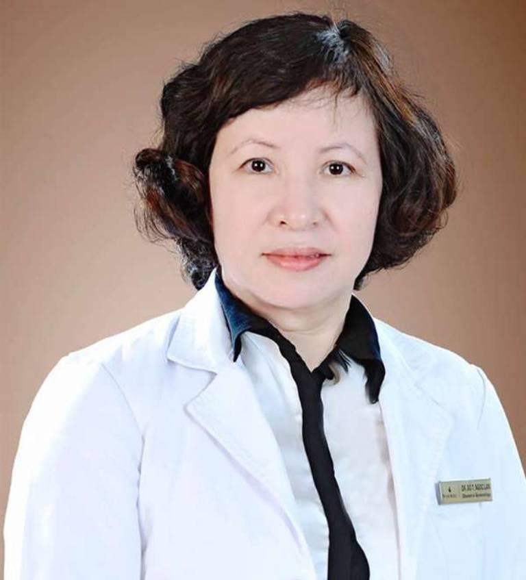 Bác sĩ Đỗ Thị Ngọc Lan có hơn 30 năm kinh nghiệm trong lĩnh vực sản phụ khoa