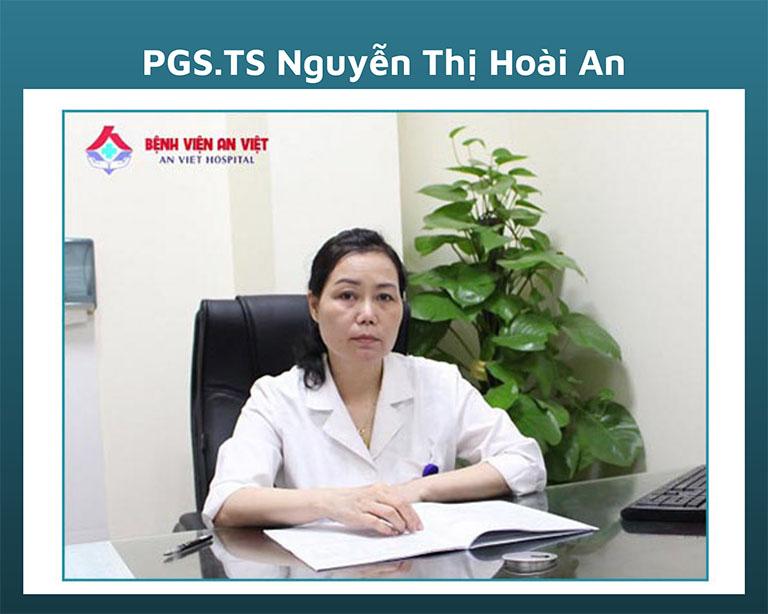 bác sĩ tai mũi họng nhi giỏi ở Hà Nội