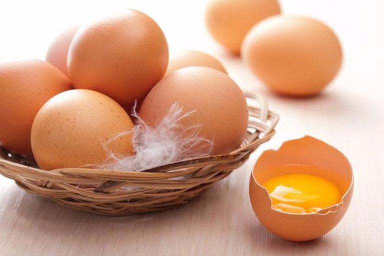 Chữa bệnh vẩy nến bằng lòng đỏ trứng gà
