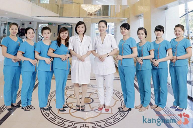 Bệnh viện thẩm mỹ Kangnam - Top 5 địa chỉ tạo hình thành bụng thẩm mỹ tại Hà Nội