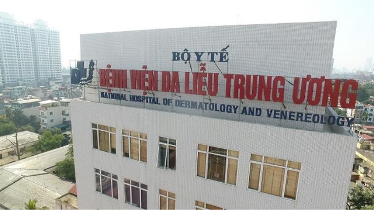 Bệnh viện Da liễu Trung ương - địa chỉ tạo hình thành bụng thẩm mỹ tại Hà Nội