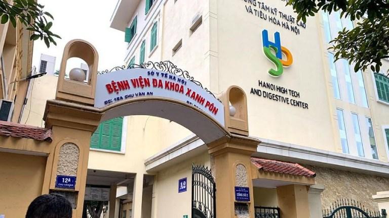 Bệnh viện Xanh Pôn - địa chỉ tạo hình thành bụng thẩm mỹ tại Hà Nội
