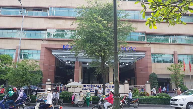 Phòng khám tâm lý - Bệnh viện Đại học Y dược TPHCM